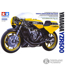 OrangeHobby Tamiya 14001 1/12 YZR500 Scale Assembly Motorcycle Model Building Kits