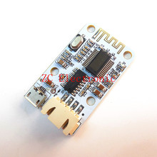 DC 5V Bluetooth Power Amplifier Board Micro USB Digital Amplifier Module Audio Receiver 2*3W Audio Amplifier for Home