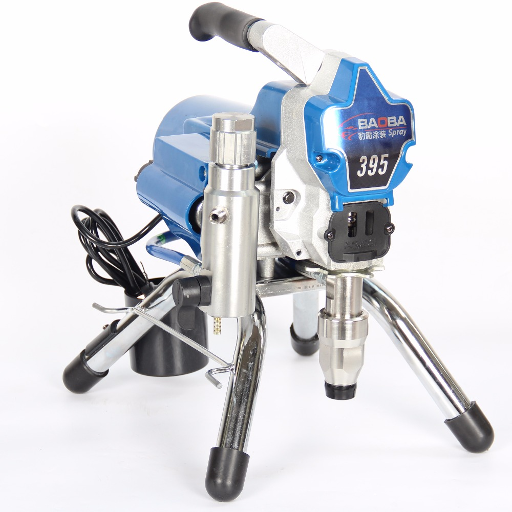 Profesional Electric Airless Paint Sprayer PISTON ...