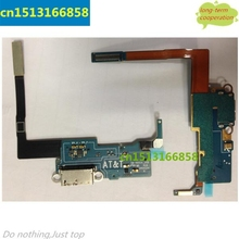 5 pieces/lot HK   For samsung Galaxy Note 3 N900A Flex Cable Charger Charging Dock Port + Mic for AT&T
