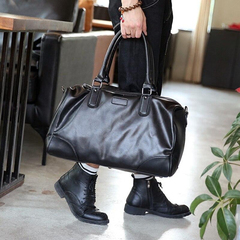 Tidog mens bags single shoulder bag inclined big travel bag<br>