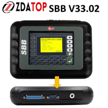 Lowest price with good quality SBB Key Programmer newest version v33.02 support multi-languages SBB V33.02 in stock now(China)