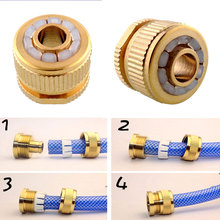 Brass Washing Machine Water Hose Pipe Fitting Tap Fittings Pipe Connector