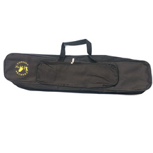 Topoint Water Proof  Black Recurve Bow Case  Recurve Bow Bag For  Bow and Arrow Handle Carrying Hunting 80*18*18 cm