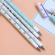 1 pcs/Lot New horse Flowers Story series Ballpoint pen Good quality ballpen Stationery Caneta Office accessories school supplies