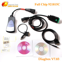 DHL Free Shipping FW 921815C Lexia3 PP2000 V7.83 OBD2 Diagnostic Tool Lexia 3 Diagbox 7.83 Multi-languages For Peugeot&Citroen(China)