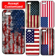 United States Flag Case Cover for LG G2 G3 G4 G5 G6 iPhone 4 4S 5 5S SE 5C 6 6S 7 8 Plus X iPod Touch 5 Sony Xperia Z2 Z3 Z4 Z5(China)