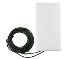 High power wi-fi 4 g LTE high gain antenna panel flat outside antenna wireless network routers 10M Cable