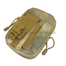 Hot Sale Combat Airsoft Tactical Pouch Military Dump Nyon Pouch Men's Outdoor Hunting Phone Bag Protective Magazine Mag Pouches(China)