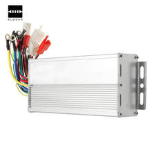 Hot Selling 48V~64V 800W 38A Electric Bicycle Scooter Brushless DC Motor Speed Controller 180 x 80 x 40 mm(China)