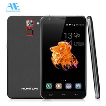HOMTOM HT30 pro MTK6737 Quad Core Android 7.0 Mobile Phone 3GB RAM 32GB ROM 5.5 Inch 8.0MP OTG Fingerprint 4G LTE Smartphone(China)