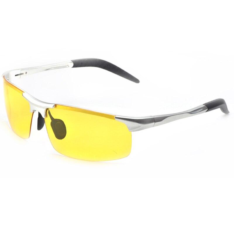 Night Driver Special Sunglasses Men Polarized Lenses Yellow Anti Reflective Goggle Protect Glass Oversized Male Sun Glasses 244<br><br>Aliexpress