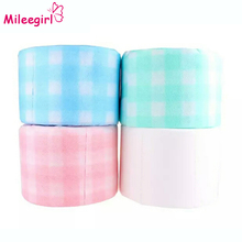 Mileegirl 18Meters/Roll Gel Nail Polish Remover Towel Tool,Cleansing Cotton Wipes Lint Pads Paper for Nails