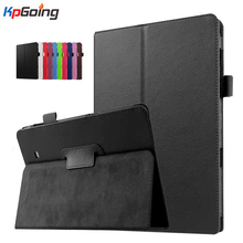 Lichee Business Cover for Samsung Galaxy Tab E 9.6 T560 T561 Tablet Case for Samsung Tab E T560 T561 Pu Leather Stand Cover(China)