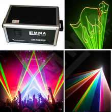 high Technology newest design temperture control &light space lasers&animation stage laser light,colorful(China)