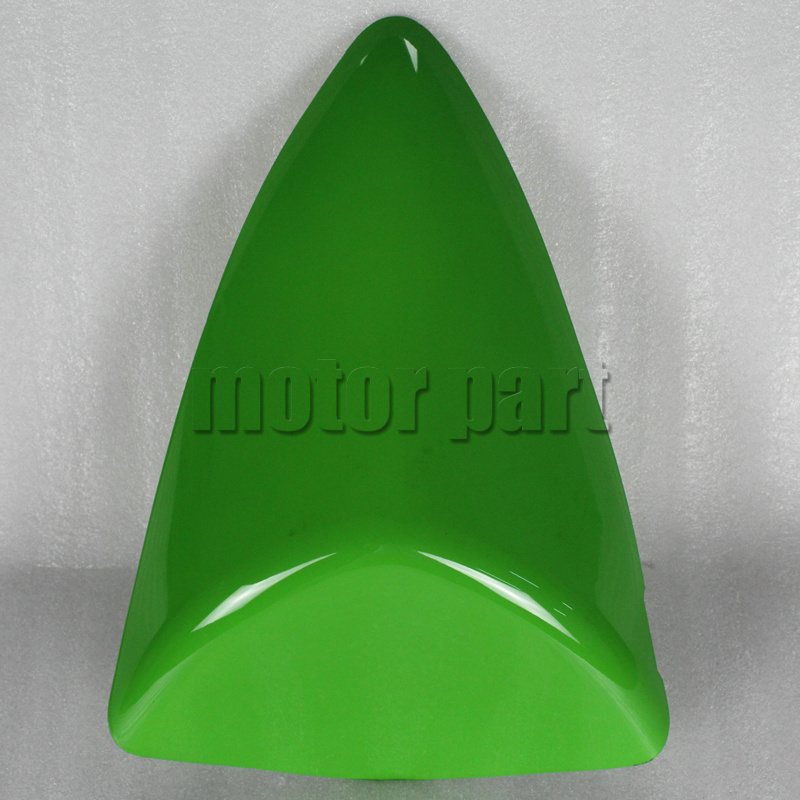 For 2007-2008 Kawasaki ZX6R ZX 6R 636 Motorcycle Rear Passenger Seat Cover Cowl Green 07 08<br>