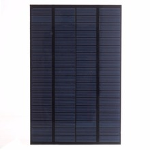 4.2W 18V DIY Solar Cell Polycrystalline PET + EVA Laminated Mini Solar Panel Size 200*130mm for Solar System and Test