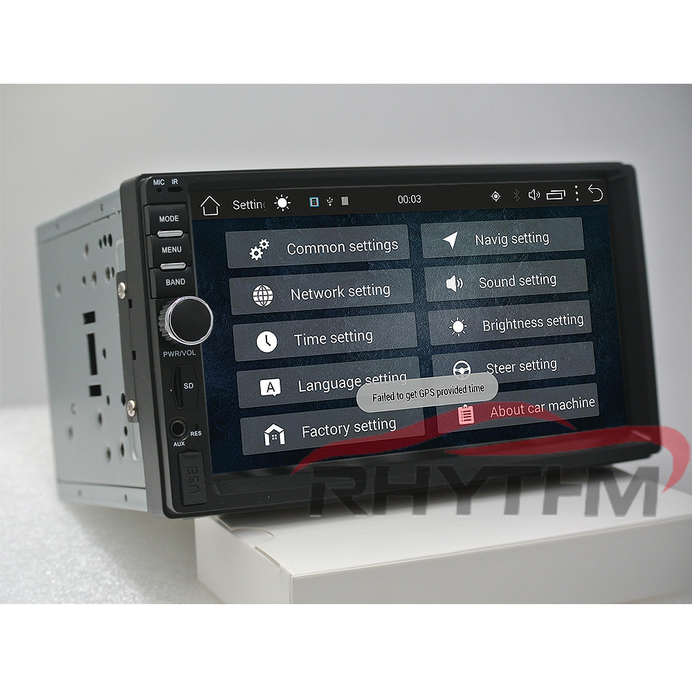 2 din android car radio navigation 12