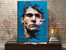 wall paper design paintings figures oil painting man face portrait oil painting with p o frame abstract paintings for bedrooms