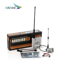 Original Arkbird 433MHz 10 Channel 1.4W FPV LRS UHF Fhss System Transmitter and Receiver TX+RX Set with PPM and PWM
