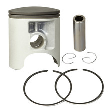 Motorcycle +100 Bore size  67 mm Piston & Piston Ring Kit for HONDA CR250 CR  250  Oversize 1.0mm