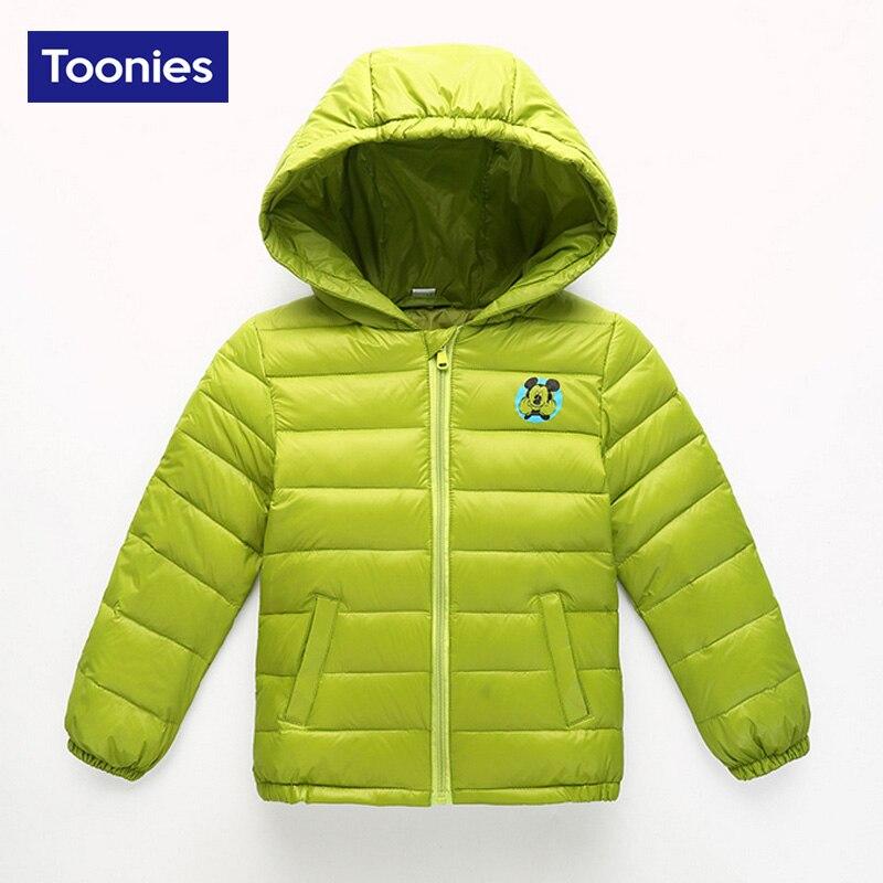 2017 Brand New Coats Winter Jackets for Girls Boys Baby Children Zipper Warm Cartoon Cute Kawaii Coat Outerwear Kids ClothingОдежда и ак�е��уары<br><br><br>Aliexpress