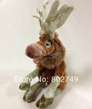 Milu deer plush toy plush toy Brother Bear toy for kids toy Limited Edition  Reindeer Plush Sven Plush