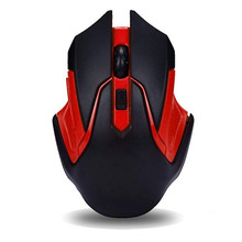 Best Price 2.4GHz Wireless Optical Gaming Mouse Mice For Computer PC Laptop 3.49(China)