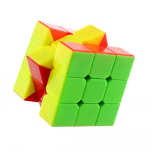 3x3x3 Strengthened Version Magic Cube Speed Square Puzzle Cubes Colorful Learning&Educational Puzzle Cubo Magic Classic Toys