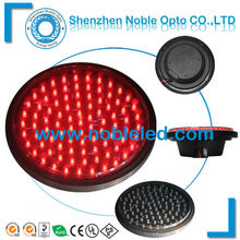 200mm 90LEDs solar traffic light semaphore lamp