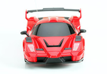 Kids Radio Control Remote Control RC TWO Channels Racing Racer Sport Car, with Flash Car Light