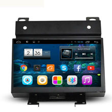 Quad Core Android 4.4 CAR Stereo Radio DVD GPS player For Land Rover Freelander 2 II 2007-2012 Navigation multimedia head unit