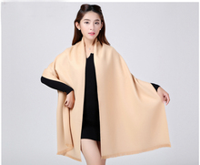 Wholesale New Fashion Camel Women's  Cashmere Pashimina Thick Soft Shawl Scarfs Wrap New Year Shawl 200x60cm 20 Colors 121102