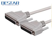 OB8.0 DB37 Male to DB 37 Male connection cable 1.5m DB-37 Male to Female Serial port cables 5ft Extension cord 37pin