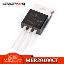 10 шт. MBR10100CT MBR10200CT MBR20100CT MBR20200CT MBR30100CT LM317T IRF3205 транзистор К-220 TO220 MBR20100 MBR20200 MBR30100(China)