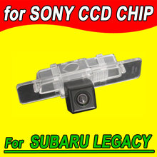 For Sony CCD Subaru Legacy Car rear view Camera back up reverse parking car camera waterproof  NTSC PAL(Optional)