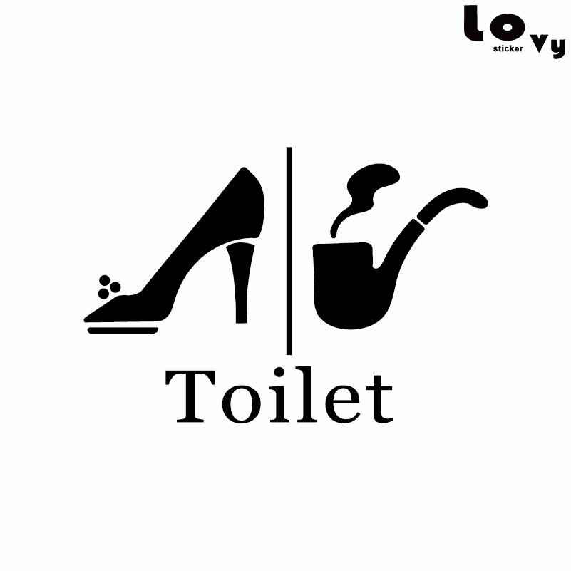 Bathroom Sign Cartoon Compare Prices On Toilet Online Shopping Buy Low