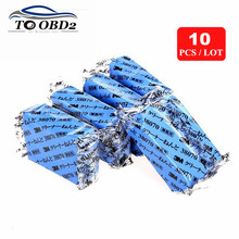 10pcs/Lot Express DHL 3M Clean Mud 180g Blue Clay Bar New Washing Car Magic Auto Car Detailing Remove Sludge Auto Cleaning Mud(China)
