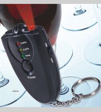 Keychain Alcohol Tester for Every Driver