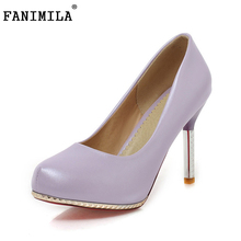 women thin high heels shoes  nude color sexy dress lady pumps brand heeled footwear heel shoes size 32-43 P16089