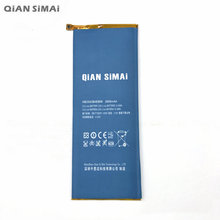 QiAN SiMAi High Quality 2800mAh HB3543B4EBW Li-ion Battery For Huawei Ascend P7 Mobile Phone+Tracking Code(China)