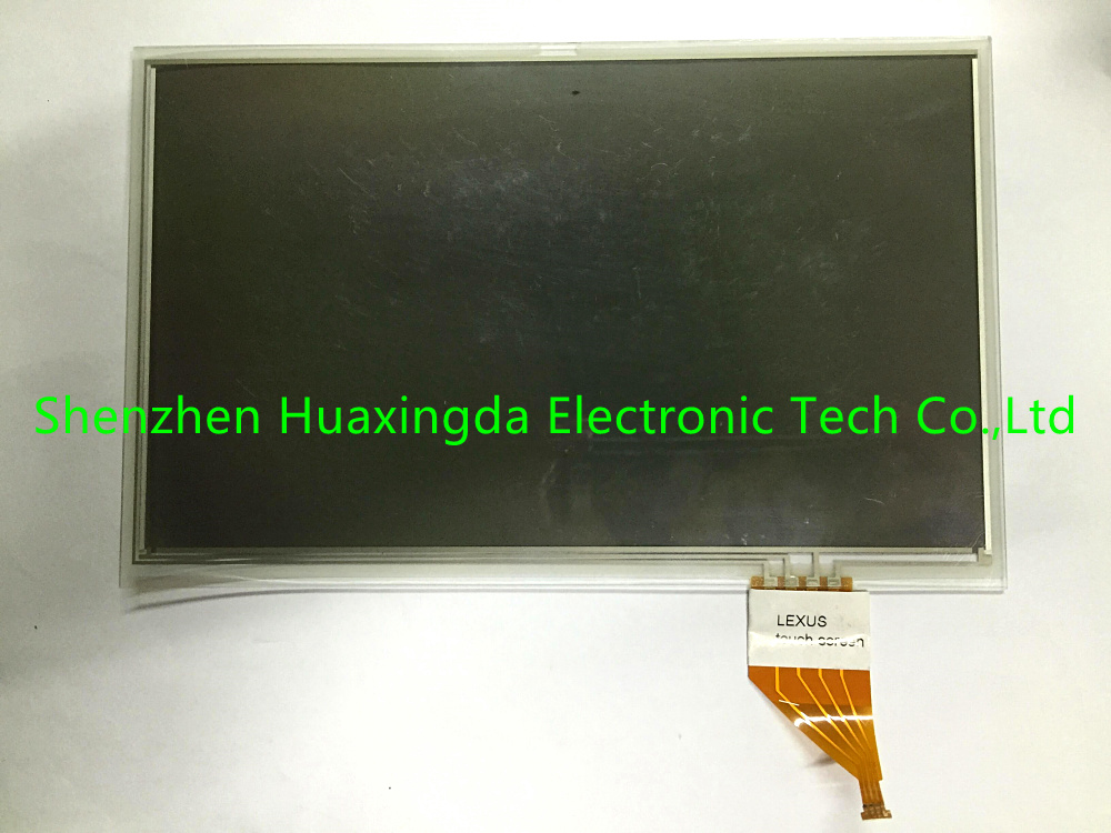"""1PC 7.3/""""For LTA070B511F Lexus IS250 IS300 IS350 LCD Digitizer Panel compatible"""