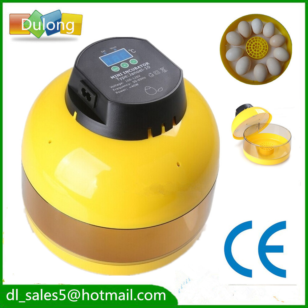 Stock AU  UK Germany   Mini  Egg Incubator China Poultry Incubator Brooder Digital Temperature Hatchery Egg Incubator Hatcher  <br><br>Aliexpress