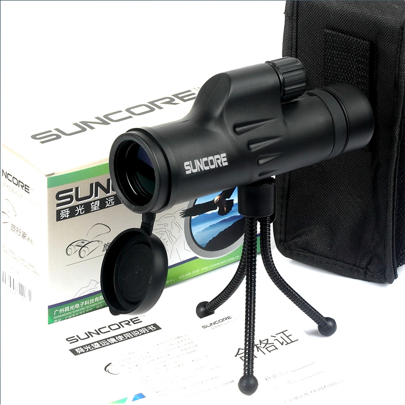 8x30 monocular telescope HD Night sight Vision Spotting Scope Waterproof Monoculars Portable Handheld telescopes FMC<br>