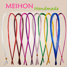 DIY Nylon flower Materials Wire 22# 0.8mm /  Artificial flowers  making stems nylon flower decorations/60pcs/lot