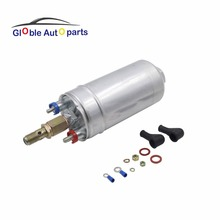 New 300LPH Universal External Inline Fuel Pump Replacing 044 For BOSCH 0580254044 Acura Buick Dodge Eagle Ford GM Honda Mazda