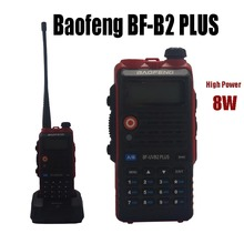 2016 Baofeng BF-UVB2Plus Walkie Talkie Dual Band VHF&UHF Baofeng BF UVB2 8W High Power Two Way Radio with 4800mAh Li-ion Battery