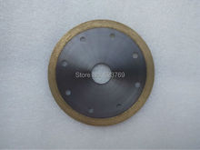 RZZ Diamond Cutting Disc for Glass Diamond Saw Blade 105mm Free Ship 2pcs/lot(China)