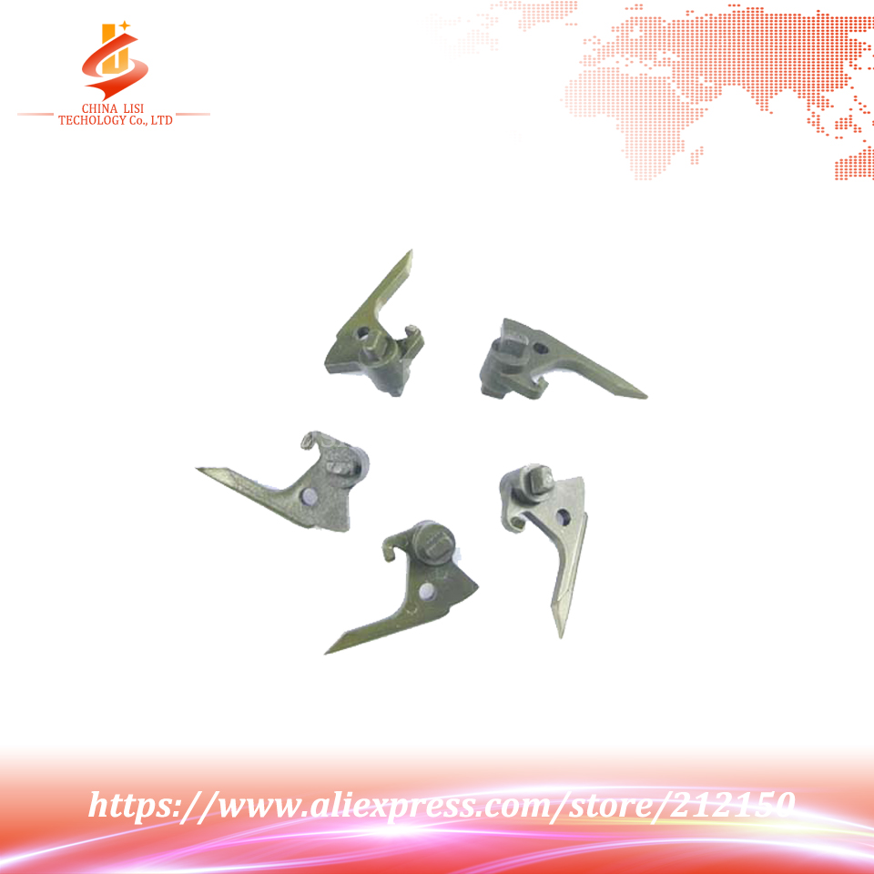 5Pcs/Set OEM New Compatible For Toshiba E-Studio 255 305 355 455 256 306 356 456 506 Separation Claw Fuser Upper Roller<br><br>Aliexpress