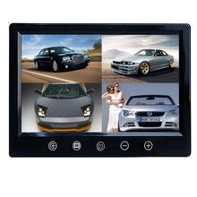 Car Back Up Camer 9 inch TFT LCD Car Reverse Backup Monitor for Rear View Camera dropshipping jul6